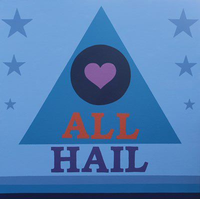 All Hail Love by Jamaal Eversley